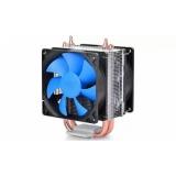 Вентилятор для Socket 1150/1155/1156/АМ2/АМ2+/AM3/AM4 DEEPCOOL Ice BLADE 100 Al+Cu PWM RTL