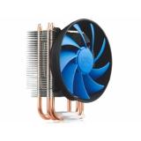 Вентилятор для Socket 2011/1366/1155/1150/755/АМ2+/AM3+/AM4/FM1/FM2/ DEEPCOOL GammaXX S40 Al+Cu PWM (130W) RTL
