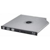 Привод BD-R LG CU20N черный SATA ultra slim M-Disk внутренний oem