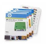 Упаковка этикеток со штрих-кодом для HP LTO5 Ultrium RW (Q2011A)