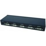 Разветвитель DVI EnerGenie DSP-DVI-41 1 in 4