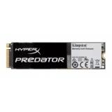 Жесткий диск SSD M.2 PCI-E x4 240Gb Kingston HyperX Predator (80 мм, MLC, R1400Mb/W600Mb, R160K IOPS/W119K IOPS, 1M MTBF) (SHPM2280P2/240G)