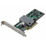 Контроллер SAS/SATA LSI MegaRAID SAS 9260-4i (PCI-E 2.0 x8, LP) (SGL) 4xSAS 6G/RAID 0,1,5,6,10,50,60/1xSFF8087 (mini SAS int)/512Mb cache, без кабелей (LSI00197, L5-25121-30)