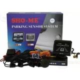 """Датчик парковочный Sho-me KDR-36 Silver (камера+дисплей 3""""+4 датчика)"""