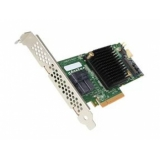 Контроллер SAS/SATA Adaptec ASR-8805 (PCI-E 3.0 x8, LP) (SGL) 8xSAS 12G/RAID 0,1,1E,5,6,10,50,60/2xSFF8643 (mini SAS HD int)/1Gb cache, без кабелей (2277500-R)