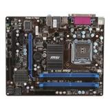 Материнская плата MSI G41M-P33 Combo (RTL) S-775 G41/ICH7 2xDDR2/2xDDR3 PCI-E x16/PCI-E x1/PCI 4xSATA II/IDE 2xPS/2/D-sub/4xUSB 2.0/GLAN/COM/LPT/3 audio jacks mATX### Ремонт 111718