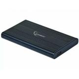 """Корпус внешний для HDD 2.5"""" Gembird EE2-U2S-5, SATA, USB 2.0, черный (металический корпус)"""