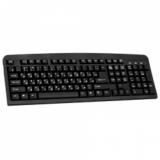 Клавиатура DF Element HB-520 PS/2 (черная) (45520)### Ремонт 092565