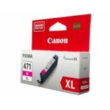 картридж canon cli-471xlm пурпурный для canon pixma mg5740/mg6840/mg7740 (0348c001)