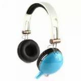 Наушники Cosonic CD668MV (дуговые, открытого типа) голубые###  Ремонт 094372