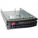 "Комплектующие для сервера SUPERMICRO MCP-220-00080-0B 2.5"" HDD TRAY IN 4TH GENERATION 3.5"" HOT SWAP TRAY"