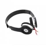 Наушники Soundtronix S-200 (дуговые закрытого типа с микрофоном на проводе) черные### Ремонт 113402
