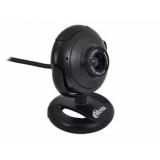 Камера Ritmix RVC-006M 640x480x30fps, микрофон, черная