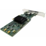 Контроллер SAS/SATA LSI MegaRAID SAS 9240-4i (PCI-E 2.0 x8, LP) (SGL) 4xSAS 6G/RAID 0,1,5,6,10,50/1xSFF8087 (mini SAS int), без кабелей (LSI00199)