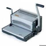 Переплетчик Office Kit B2130 A4/перф.30л.сшив./макс.500л./пластик.пруж. (4.5-51мм)