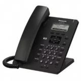 Телефон VoIP Panasonic KX-HDV100RU (поддержка SIP, LAN) черный