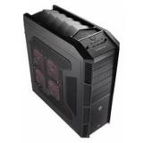 Корпус ATX Aerocool XPredator w/o PSU 2x200mm 3xUSB2.0 1xUSB3.0 1xE-SATA audio bott PSU Black