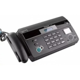 Телефакс Panasonic KX-FT982RU-B