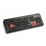 Клавиатура A4TECH X7-G300 черный USB for gamer (G300)