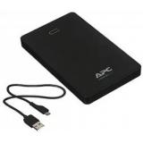 Аккумулятор внешний APC PowerPack M10BK-EC 10000mAh, два USB-порта (5V/2.4A, 5V/1А)