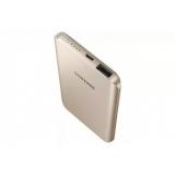 Аккумулятор мобильный Samsung EB-PA300USRGRU 3000mAh 1.8A 1xUSB серебристый