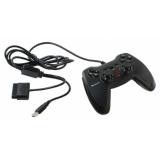 Джойстик-геймпад Defender Archer 12 кнопок 2 стика USB-PS2/3 (64248)