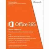 Лицензия MS Office 365 Home Premium 5ПК или 5 Мас Все языки (электронно) на 1 год (6GQ-00084)