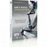 ПО Антивирус NOD32 Small Business Pack 10ПК 1год Карта (NOD32-SBP-NS(CARD)-1-10)