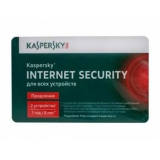 ПО Антивирус Kaspersky Internet Security Multi-Device 2ПК 1year Карта (KL1941ROBFR)(продление)