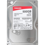 "Жесткий диск HDD 3.5"" SATA III 500Gb Toshiba P300 7200rpm 64Mb (HDWD105UZSVA)"