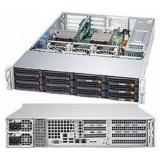 """Платформа серверная SuperMicro SYS-6028R-TRT 2U/C612/2xS-2011-v3 (E5-2600 v3/v4)/16xDDR4 (RDIMM/LRDIMM)/8x3.5""""HS/8xSATA3/SW-RAID 0,1,5,10/2x10GLAN/KVMoIP/RPS 740W"""