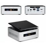 "Платформа-неттоп Intel BOXNUC5i7RYH i7-5557U/2xDDR3L SoDIMM/1xSATA 2.5""/1xM.2/Wi-Fi/Black-Silver"