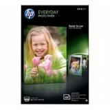 Бумага HP 10x15 200г/м2 100л Everyday Glossy Photo Paper глянцевая фото CR757A
