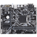 Материнская плата Gigabyte H310M S2H (RTL) S-1151-v2 H310 2xDDR4 PCI-E x16/2xPCI-E x1 4xSATA III/1xM.2 2xPS/2/D-sub/DVI-D/HDMI/4xUSB 2.0/2xUSB 3.1G1/GLAN/3 audio jacks mATX