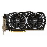 Видеоадаптер PCI-E MSI GeForce GTX1060 6144Mb GTX 1060 ARMOR 6G OCV1 (RTL) GDDR5 192bit DVI-D/2xHDMI/2xDP