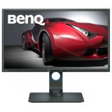 """Монитор-ЖК 31.5"""" Benq PD3200U-T черный IPS LED 16:9 HDMI M/M матовая HAS Pivot 350cd 3840x2160 DisplayPort Ultra HD USB 12.5кг(9H.LF9LA.TBE)"""