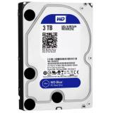 "Жесткий диск HDD 3.5"" SATA III 3Tb WD Blue 5400rpm 64Mb (WD30EZRZ)"
