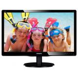 """Монитор Philips 19.5"""" 200V4LAB2 (00/01) черный TFT LED 5ms 16:9 DVI M/M матовая 600:1 200cd 1600x900 D-Sub HD READY 2.72кг()"""
