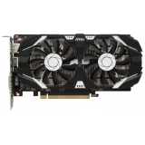 Видеоадаптер PCI-E MSI GeForce GTX1050 2048Mb GTX 1050 2GT OCV1  (RTL) GDDR5 128bit DVI-D/HDMI/DP