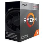 Процессор AMD Ryzen 3 3200G (OEM) S-AM4 3.6GHz/2Mb/4Mb/65W 4C/4T/Vega 8 1250MHz/8C