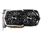 Видеоадаптер PCI-E MSI GeForce GTX1660 6144Mb GTX 1660 ARMOR 6G (RTL) GDDR5 192bit HDMI/3xDP