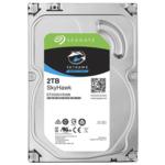 """Жесткий диск HDD 3.5"""" SATA III 2Tb Seagate SkyHawk 5900rpm 64Mb (ST2000VX008)"""