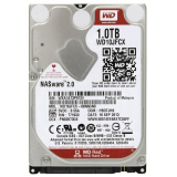 "Жесткий диск HDD 2.5"" SATA III 1Tb WD Red 5400rpm 16Mb (WD10JFCX)"