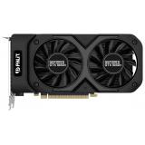 Видеоадаптер PCI-E Palit GeForce GTX1050 Ti 4096Mb PA-GTX1050Ti Dual 4G (RTL) GDDR5 128bit DVI-D/HDMI/DP