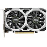 Видеоадаптер PCI-E MSI GeForce GTX1650 4096Mb GTX 1650 VENTUS XS 4G OC (RTL) GDDR5 128bit DVI-D/HDMI/DP