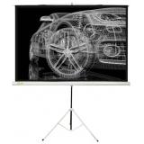 Экран Cactus 124.5x221см Triscreen CS-PST-124x221 16:9 напольный рулонный белый(CS-PST-124X221)