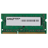 Память SoDIMM DDR3 PC-12800 4Gb AMD Radeon R5 Entertainment Series (R534G1601S1S-UGO)