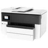 МФУ струйное цветное HP Officejet Pro 7740 (A3, принтер/сканер/копир/факс, DADF, Duplex, LAN, Wi-Fi) (G5J38A)
