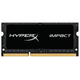 Память SoDIMM DDR3L PC-12800 8Gb Kingston HyperX Impact Black (HX316LS9IB/8)