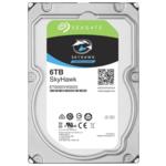 """Жесткий диск HDD 3.5"""" SATA III 6Tb Seagate SkyHawk 5900rpm 256Mb (ST6000VX0023)"""